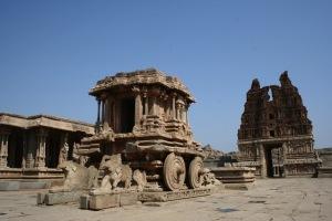 5. Bika Hampi Chariot - Vijayanagar2