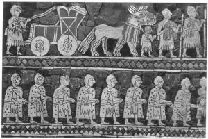 Kép Szekerek Úr városából, i.e.2500