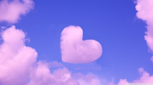 szívfelhő