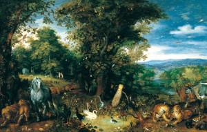 Breughel - Garden of Eden