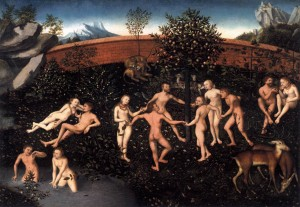 Lucas Cranach- Aranykor