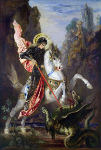 Gustave Moreau - Szent György.jpg