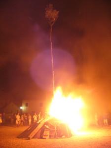 Szentivánéji tűz