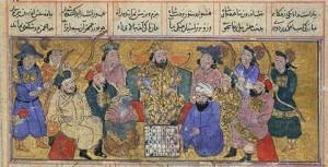Sakk a perzsa udvarban