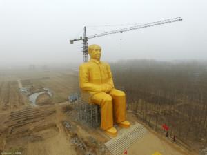 Mao-szobor