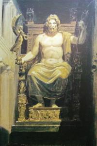 olümpiai Zeusz-szobor2