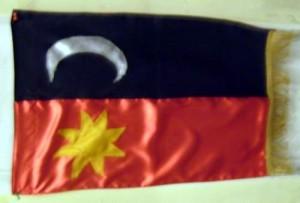 Régi székely zászló