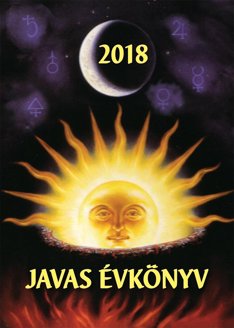 Javas évkönyv 2018 boritó